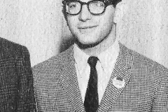 Figure Page 62-- The author in 1967 as he looked when applying to colleges.